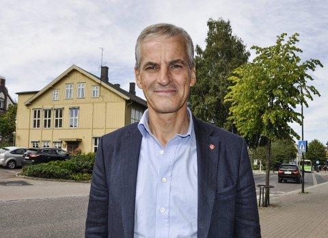 JONAS GAHR STØRE: Ap-lederen mener vi må våge å debattere hvordan klima og miljø vil påvirke hvordan Norge forvalter oljefondet.