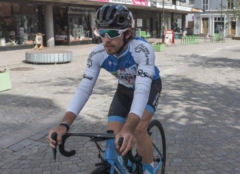 VELKOMMEN HJEM IGJEN: Hele formannskapet ønsker Sondre Holst Enger og alle de andre deltakerne i Tour of Norway i 2018 velkommen tilbake neste år.