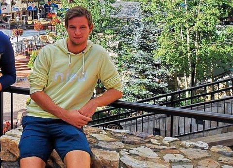 Olav Steinskog er leder for styringsgruppen til Folkepulsen Gjesdal. De sitter på 100.000 kroner som er klart til å bli tildelt til ulike idrettslige formål, men så langt har ingen søkt om midlene.