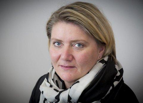 STERKE INNTRYKK: Da den erfarne politibetjenten Eva Hilan ved Kongsvinger politistasjon vitnet i Glåmdal tingrett, opplevde hun barnas forklaringer så sterkt at hun tok til tårene.