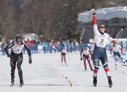 SPRINT: Tiril Udnes Weng må overbevise på fredagens sprint.