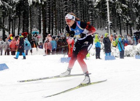 Karoline Knotten er tatt ut til verdenscupavslutningen i Holmenkollen.