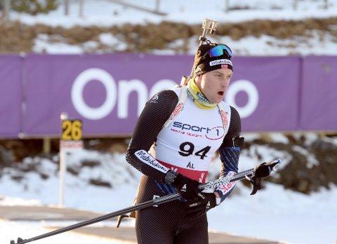 Emil Nyeng fra Vingrom IL sikret seg en sterk sjetteplass på NM-sprinten lørdag med en strafferunde.