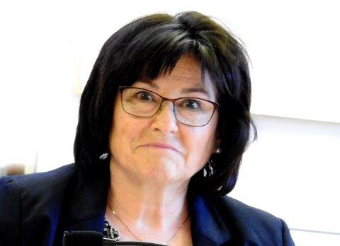 SKOLENEDLEGGELSE: Oddny Garmo, ordfører i Dovre kommune.