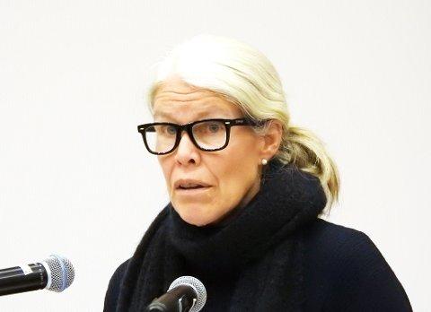 Therese Gjersøe Hole er den eneste kvinnen på topp ti-lista i Lesja både når det gjelder inntekt, skatt og formue i 2019.