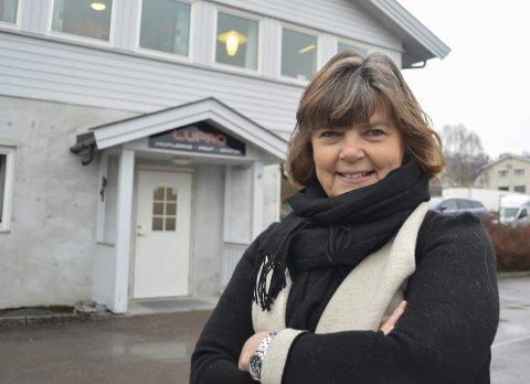 FÅR VASKE: Lupro og Menova skal ha ansvaret for vaskeritjenestene. – Sammen er vi mindre sårbare, sier Lupro-sjef Anne Øverås.