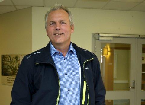 TIL GRAN: – Vi har vunnet anbud og kan utvide, sier Knut Nordby, som er leder for Hapro senter for yrkeskvalifisering. 1. juli flytter de inn i lokalene etter avisen Hadeland på Granstunet.