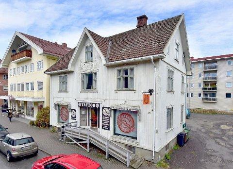 SOLGT: Wiengården er solgt til en lokal kjøper.