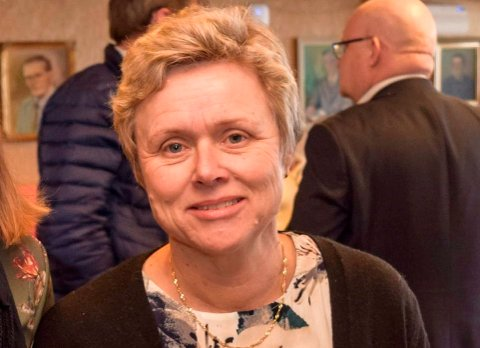 NY JOBB: Randi Marta Berg blir administrasjonssjef i den nye og sammenslåtte tingretten.