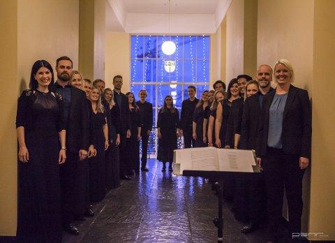 BOCCA: Kammerkoret Bocca har konsert i Kopervik kirke fredag og lørdag i Kulturkirken Skåre og har med seg gjester.