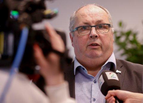 Fungerende direktør Lars Alvestad i Sjøfartsdirektoratet holdt onsdag ettermiddag pressekonferanse hvor han fortalte hva som var årsaken til motorhavariet på Viking Sky.