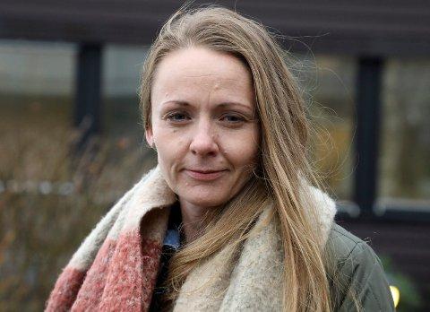 TRE NYE TILFELLER: 1. påskedag er det tre nye smittetilfeller i Tysvær der Mariann Eintveit Lie er kommuneoverlege.