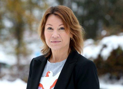 NY REDAKTØR: Kjersti Sortland overtar som redaktør i Stavanger Aftenblad.