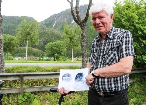 KOMPETANSE: Alstahaug tingrett har fastslått at Carl Ulrik Bugge, tidligere president i Lions Club Sandnessjøen, ikke hadde fullmakt til å bestille minnemedaljer for flere hundre tusen kroner.