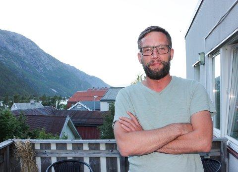 Nye utfordringer: Thomas Eidsaune er klar for nye utfordringer etter å ha tatt valget om å slutte som kjøkkensjef.