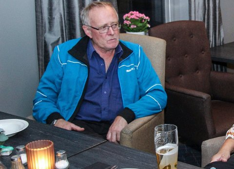 Sverre Kulstad er klar for sin sjuende periode som lokalpolitiker i Vefsn.