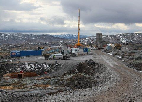 EIENDOMSSKATT: Øyfjellet Wind må betale 3,2 millioner i eiendomsskatt til Vefsn kommune i år. Beløpet vil stige i 2022.