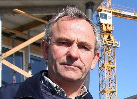 Sjokkert: Tidligere Fet-ordfører Hallstein Flesland. Arkivfoto