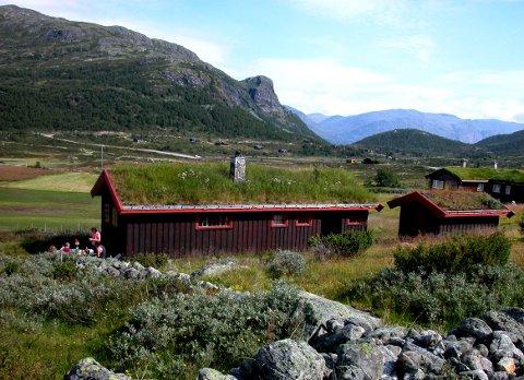 Hytte på fjellet er stadig mer populært.