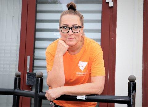 Carola Karl Urvik står på tredjeplass for Helsepartiet i Nordland. Hun vil kjempe for innbyggerne på Helgeland og i Norge.