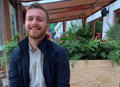 FOTBALLMANN: Ørjan Grødem brenner for lokalfotballen og er trener for Klepp-herrene. I tillegg er han glad i god mat og har sansen for dedikerte fagfolk.