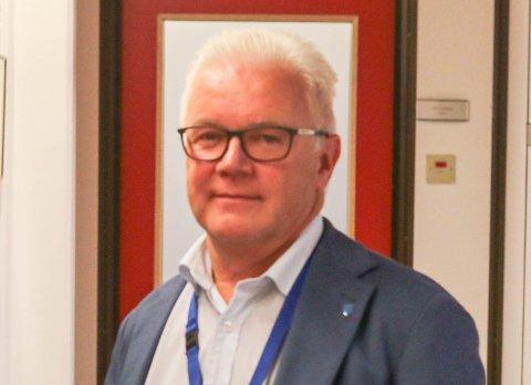 Rådmann i Vestvågøy, Kjell Idar Berg.