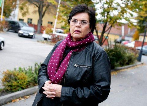 SIER NEI: - Moss Frp vil stemme imot at Moss bosetter nye flyktninger i 2017, sier Anne Bramo.