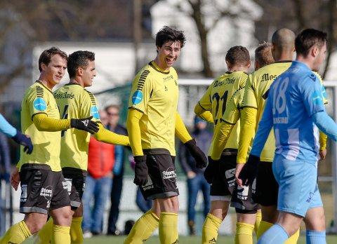 SPØRSMÅL 3: Når spiller MFK sin første seriekamp i 2017-sesongen?