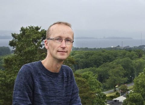 Gisle Haakonsen, Aksjonsgruppen Nei til fjordkrysning via Jeløy.
