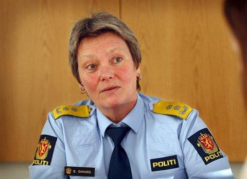 MESTER: Beate Gangås er tilbake i politilederstolen etter å ha blitt utnevnt av Kongen i statsråd til ny politimester i Oslo.