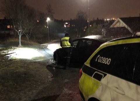 I samarbeid med UP holdt politiet tre kontroller ved ulike veier i sørdelen av Trondheim tirsdag.