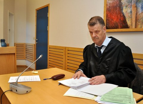 FORSVARER: Advokat Håkon Helsvig er oppnevnt som forsvarer for den overgrepssiktede mannen. Ifølge han nekter mannen straffskyld.