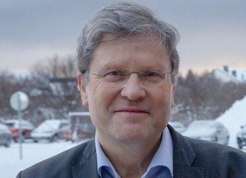 Stein Ovesen (61) blir toppsjef i Troms og Finnmarek fylkeskommune.