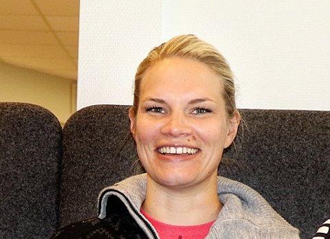 NY JOBB: Eline Torneus går fra jobben på NTG Tromsø til en ny rolle som utviklingssjef i Fløya.