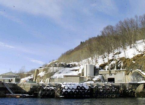 DÅRLIG LØSNING: Olavsvern er ikke en god løsning til å ta imot atomubåter, mener Jarle Heitmann, styreleder i Tromsø Havn.