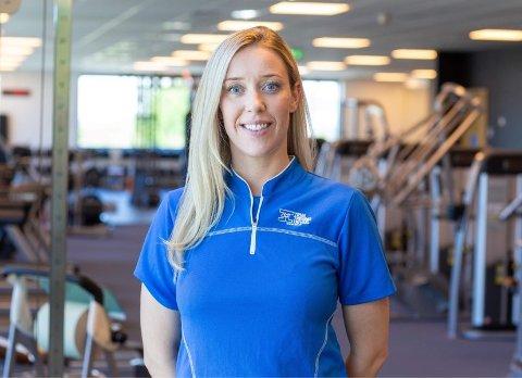 TYDELIG: Kommunikasjonsansvarlig Monica Berg Stothard i 3T håper Trondheim kommune gjør nye vurderinger rundt forbudet mot gruppetrening.
