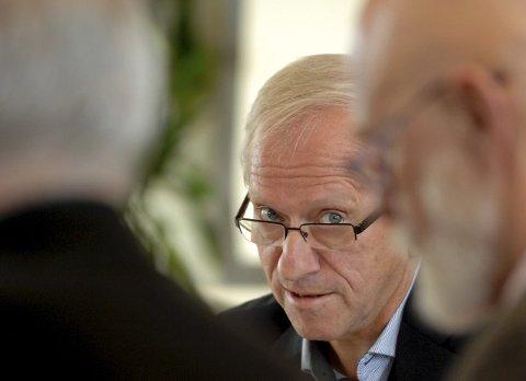 Fusjonerer: Jørn Wroldsens spår flere studenter, større campus og flere mastergrader når Høgskolen i Gjøvik fusjonerer med NTNU 1. januar 2016.  Arkivbilde