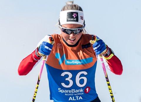 Marte Mæhlum Johansen har fått fornyet tillit på rekruttlandslaget i langrenn.