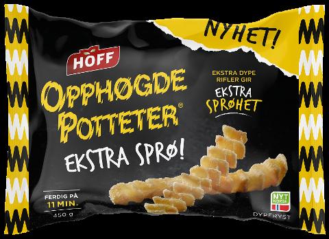 SUKSESS: «HOFF Opphøgde Potteter Originalen» ble den desidert største favoritten i koronaåret.