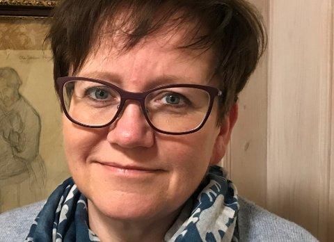 SKAL KARTLEGGE FORSKJELLER: Live Langøygard er fellestillitsvalgt LO i Innlandet fylkeskommune. Hun sitter i prosjektgruppa som skal foreta en kartlegging for å avdekke om det er lik lønn for likt arbeid i fylkeskommunen.