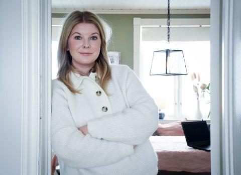 EGEN SJEF: Marianne S. Holthe har startet eget mediebyrå.