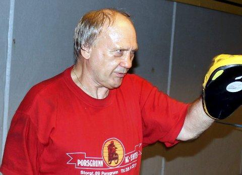 Sundjordet-legende Einar Nilsen går egne veier, og starter en ny bokseklubb som trolig vil få navnet BK Kvikk.