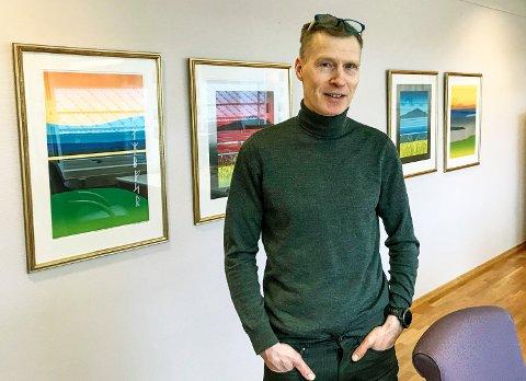 Eivind Mikalsen, konsernsjef i Helgeland Kraft, sier deres vurdering var at dersom de ikke solgte, ville de bli sittende innelåst i et selskap andre kontrollerte.