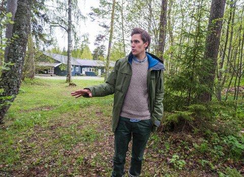 Daglig leder på Utøya, Jørgen Watne Frydnes.