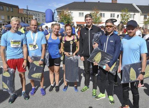 Klassevinnere: Stadion Treningsenter vant 8-manns mix: Simen Hellerud, Robert Hansen, Tina Andreassen, Tonje Schjelderup, Håvard B. Larsen, Simen Rypdal, Stian Håkonsen.