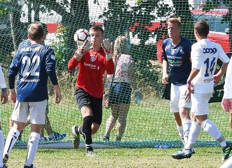 Heldig: MFK-juniorene hadde flaks, da de sikret A-sluttspill med 0-0 mot Bardufoss og ett plussmåls margin.