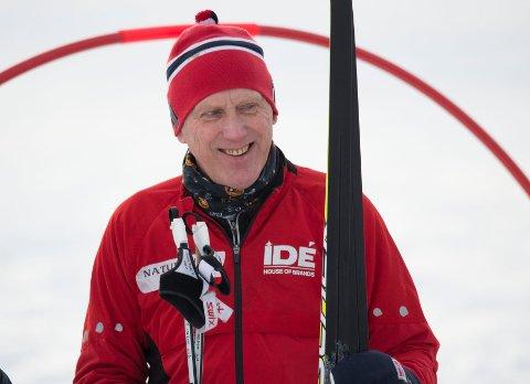 Kommer: Oddvar Brå kommer til hytteåpningen på Vestskauen. Foto: Geir Olsen / NTB scanpix