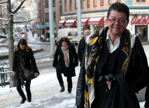 VARSLERENS ADVOKAT: Ellen Holager Andnæs mener Bjørn Gudbjørgsrud har behandlet varsler og kommuneadvokat Miriam Schei ufint, og at omstendighetene rundt møtet 21. oktober i fjor vitner om svært kritikkverdig opptreden fra rådmannens side.