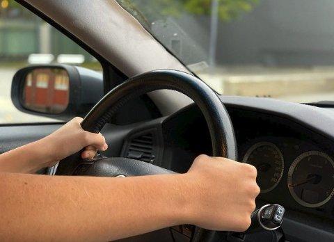 REAGERER: «Lisa» er en av utallige andre ungdommer som i løpet av tiende klasse på ungdomsskolen melder seg på trafikalt grunnkurs.