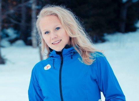 Hanna Melhus (21) fra Sola deltar i tankesmien Et friskt pust denne helgen.